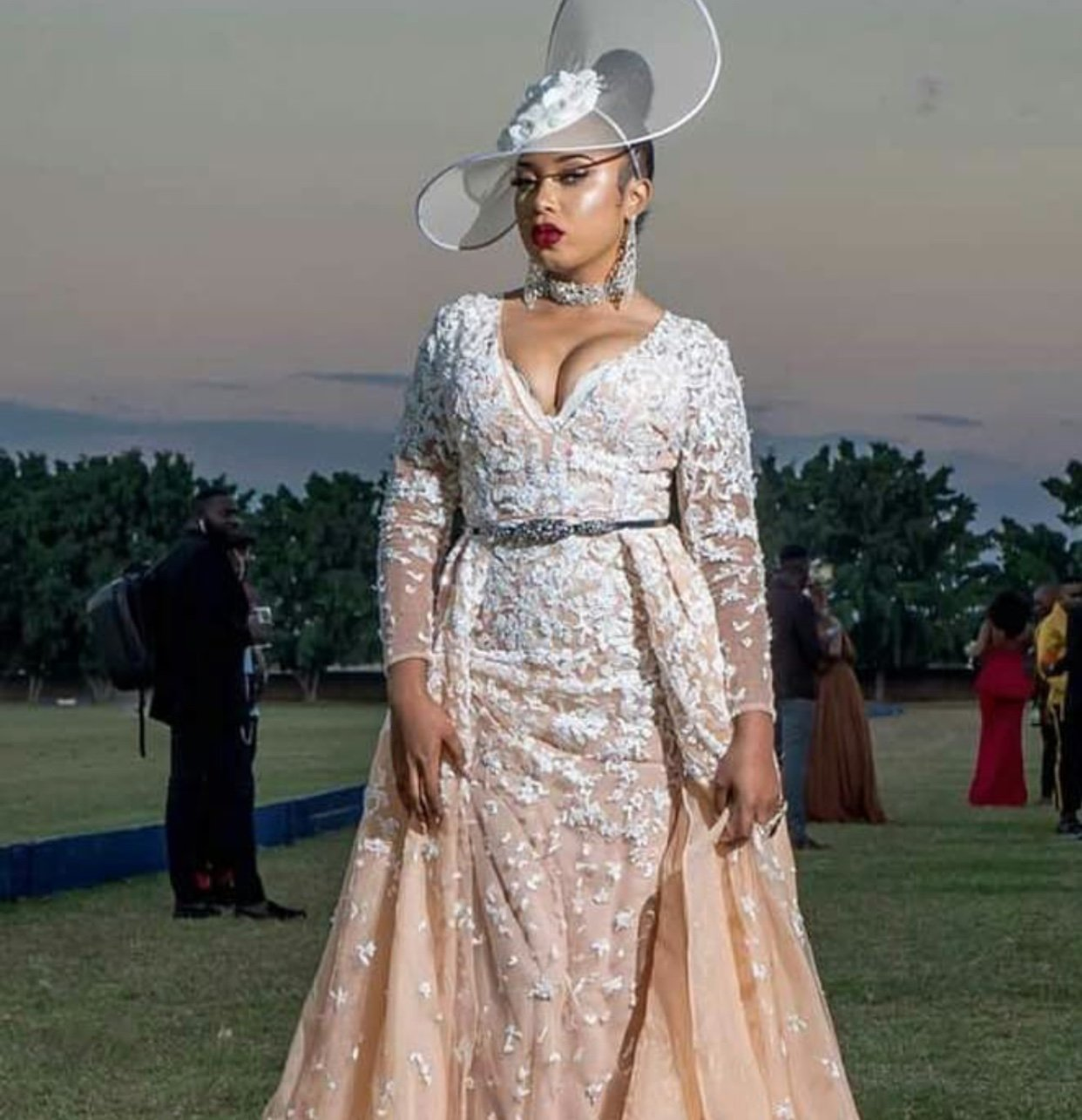 Lusaka July, Zambia's Version of the Met Gala, Is a Royalty Explosion!
