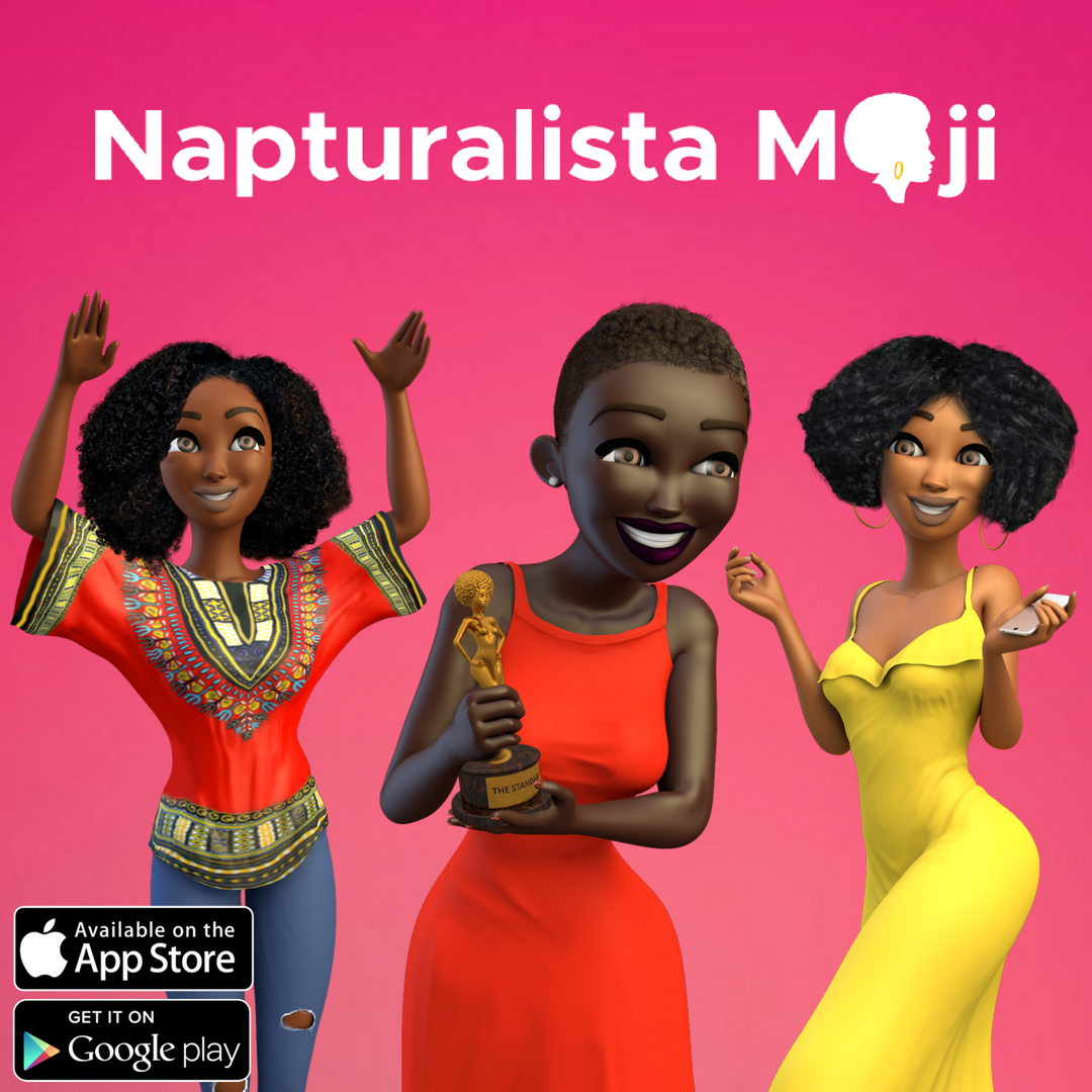Napturalista Mojo, the 3D Emoji Sticker App Inspired By & Made for US just launched!