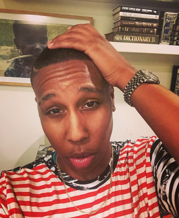 How Lena Waithe's New Haircut is Making Us Gayer