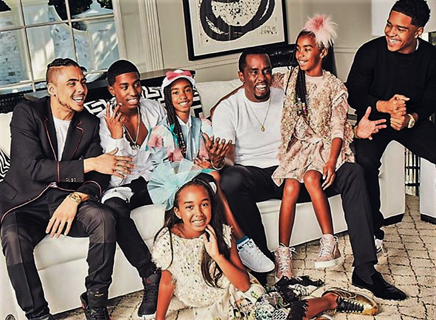 4 Takeaways From Diddy's Life of Love Via The Gram