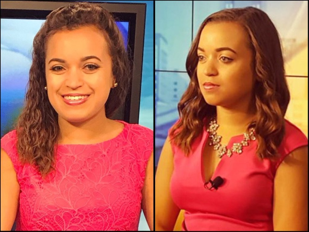 News Reporter Who Rocks Natural Hair On-Air for the First Time Proves the Struggle is Still Real