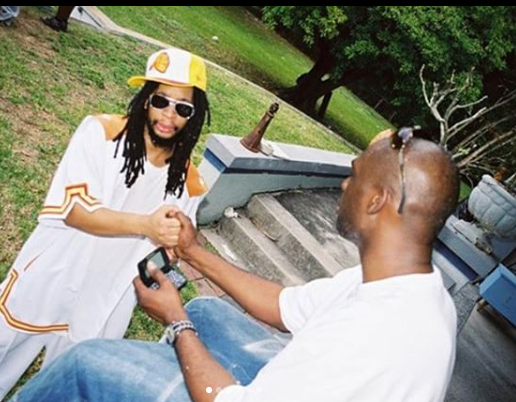 """Behind The Lens: Producer Kareem Johnson of Nelly's Infamous """"Tip Drill"""" Video 15 Years Later"""