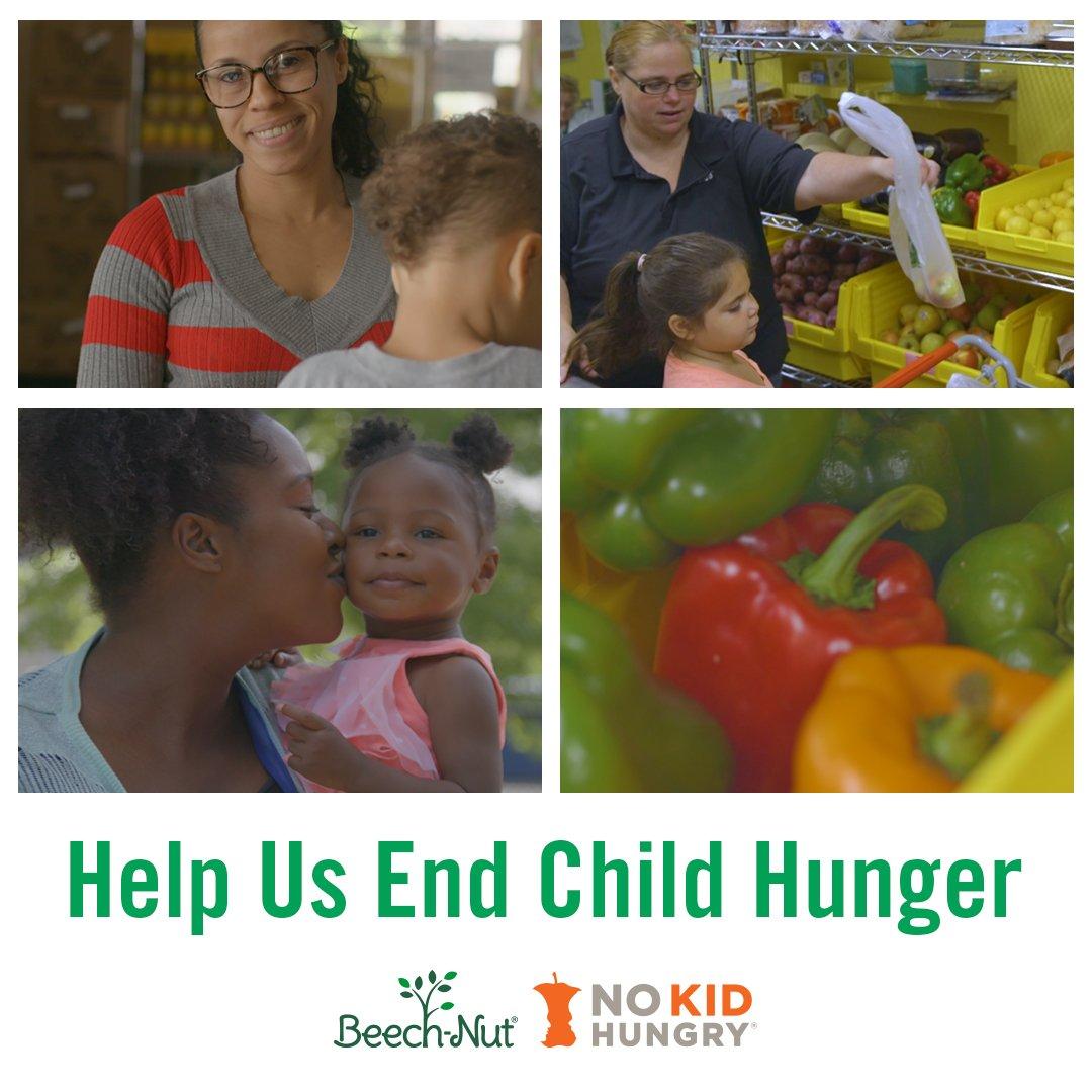 Help Us End Child Hunger #RealFoodForChange