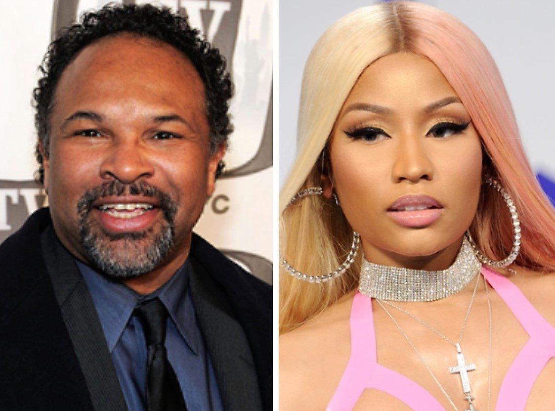 Some Folks are Calling Geoffrey Owens Rude for Donating Nicki Minaj's $25,000