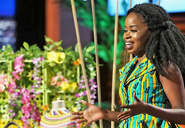 Meet Kelechi Anyadiegwu, the Young Entrepreneur Who Turned Down a Deal on Shark Tank