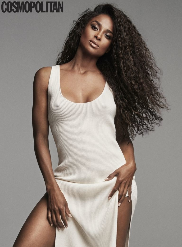 Ciara Opens Up About Manifesting Her Best Life
