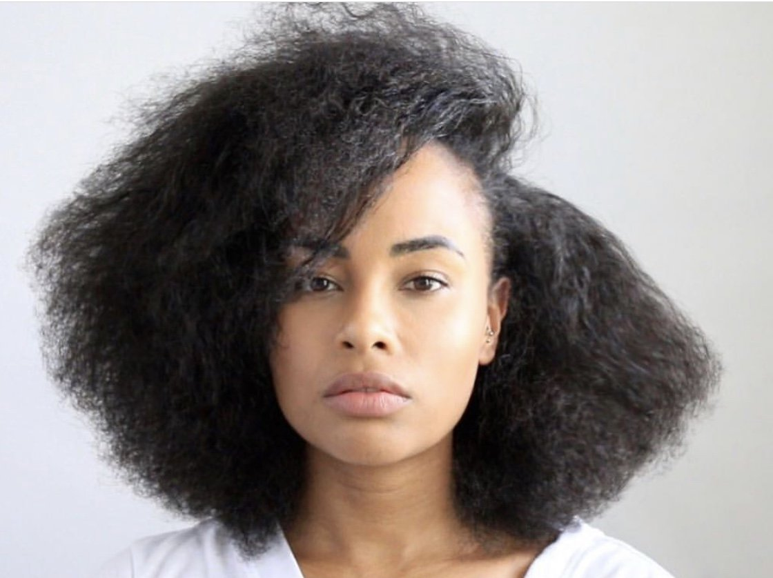 How to GROW Natural Hair Long & Fast! 3 Easy Steps That ACTUALLY Work!