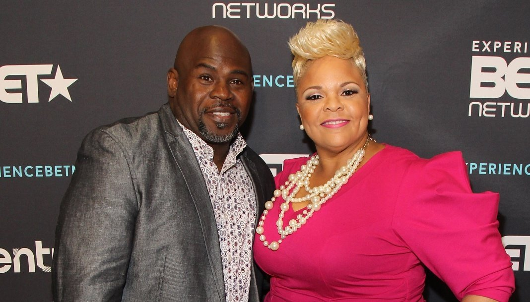Tamela Mann Spills The Tea On How David's Baby Mama Almost Ruined Their Relationship