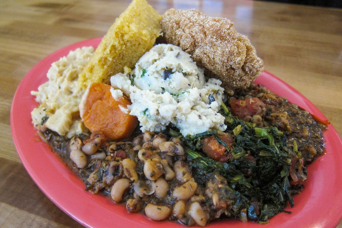4 Last Minute Soul Food Vegan Thanksgiving Recipes