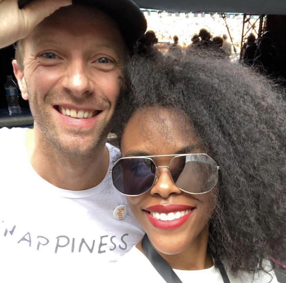 Oprah, Chris Martin, Usher and More: Nikki in South Africa!