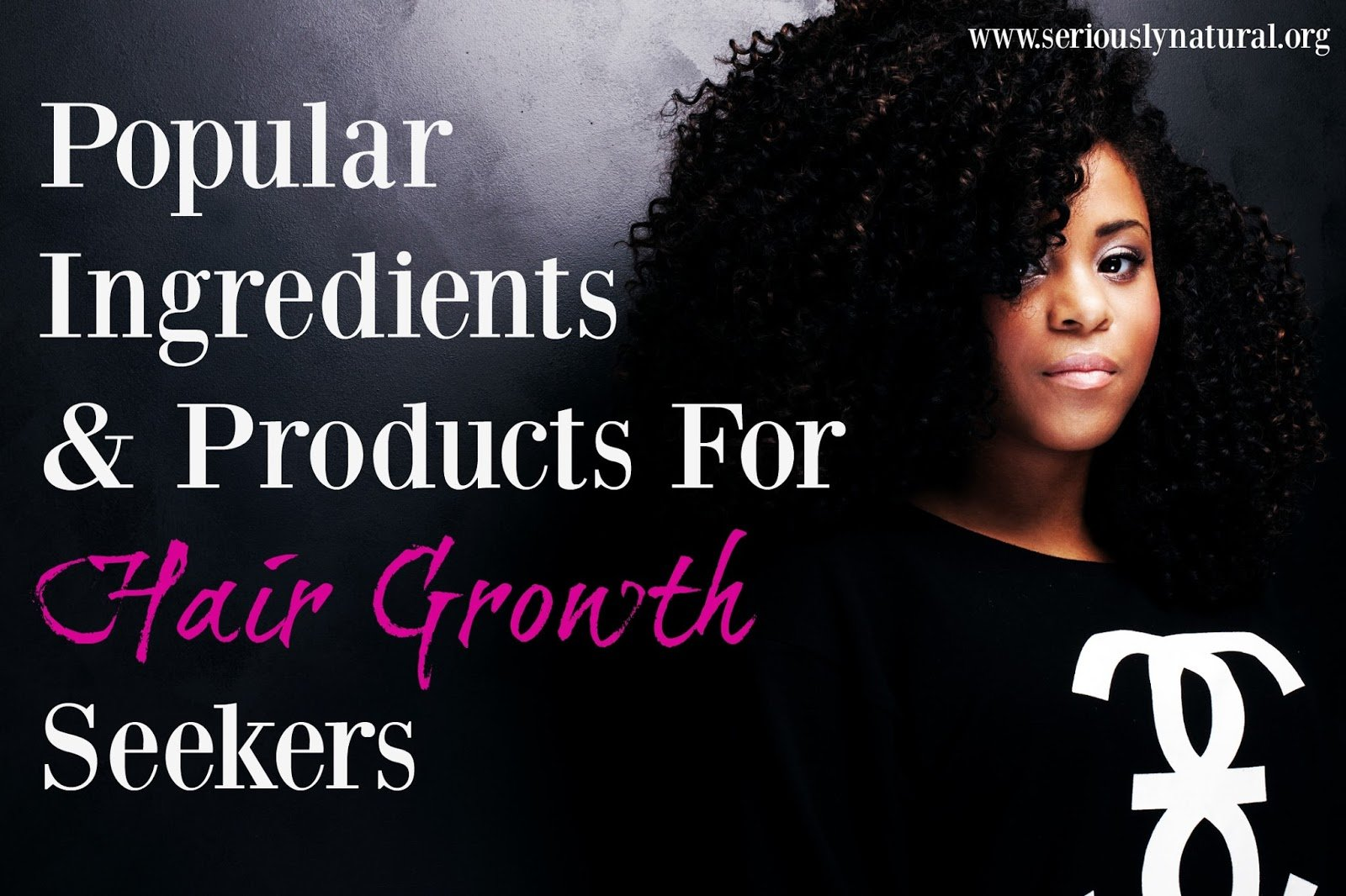 Natural Hair Growth Products and Ingredients to Look For