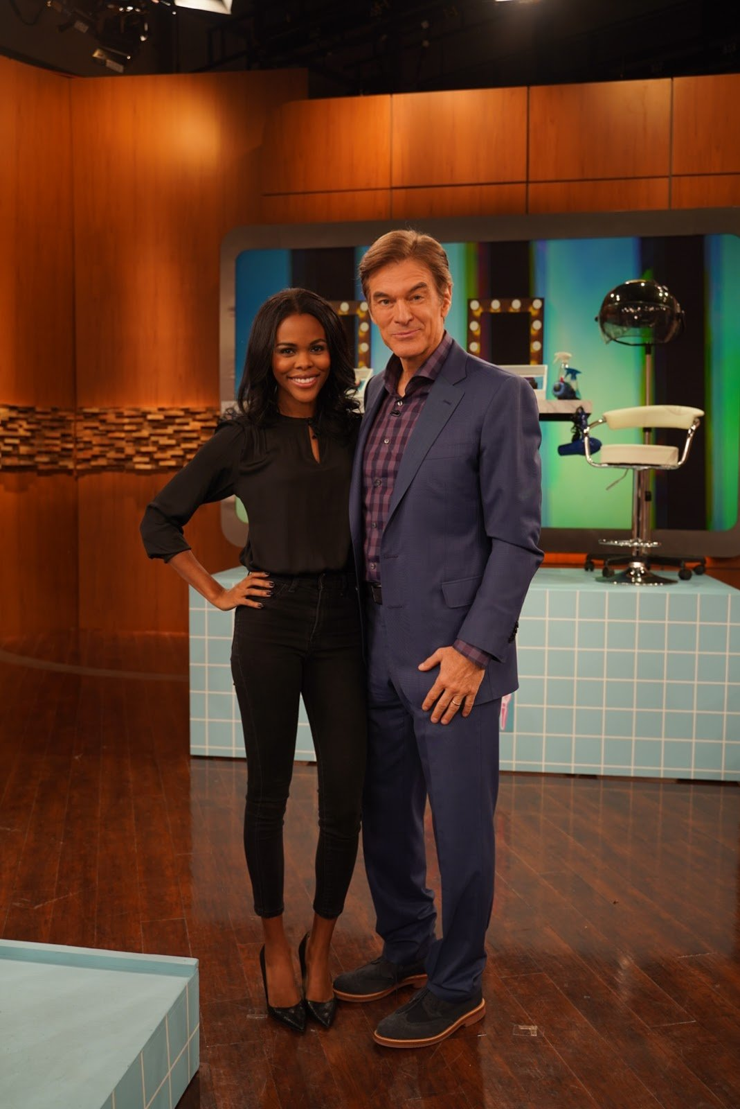 Tune in to Nikki on the Dr. Oz Show- TODAY!