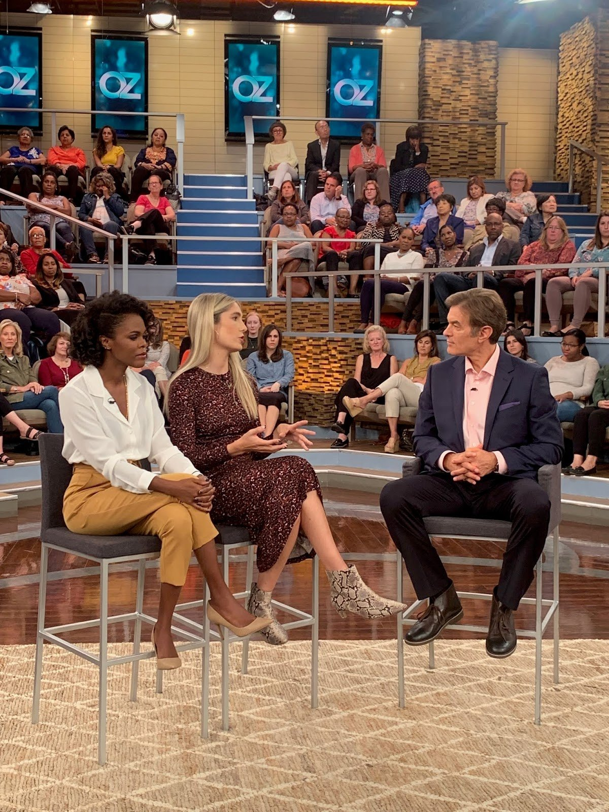 CurlyNikki on the Dr.Oz Show Next Monday! (October 14th)