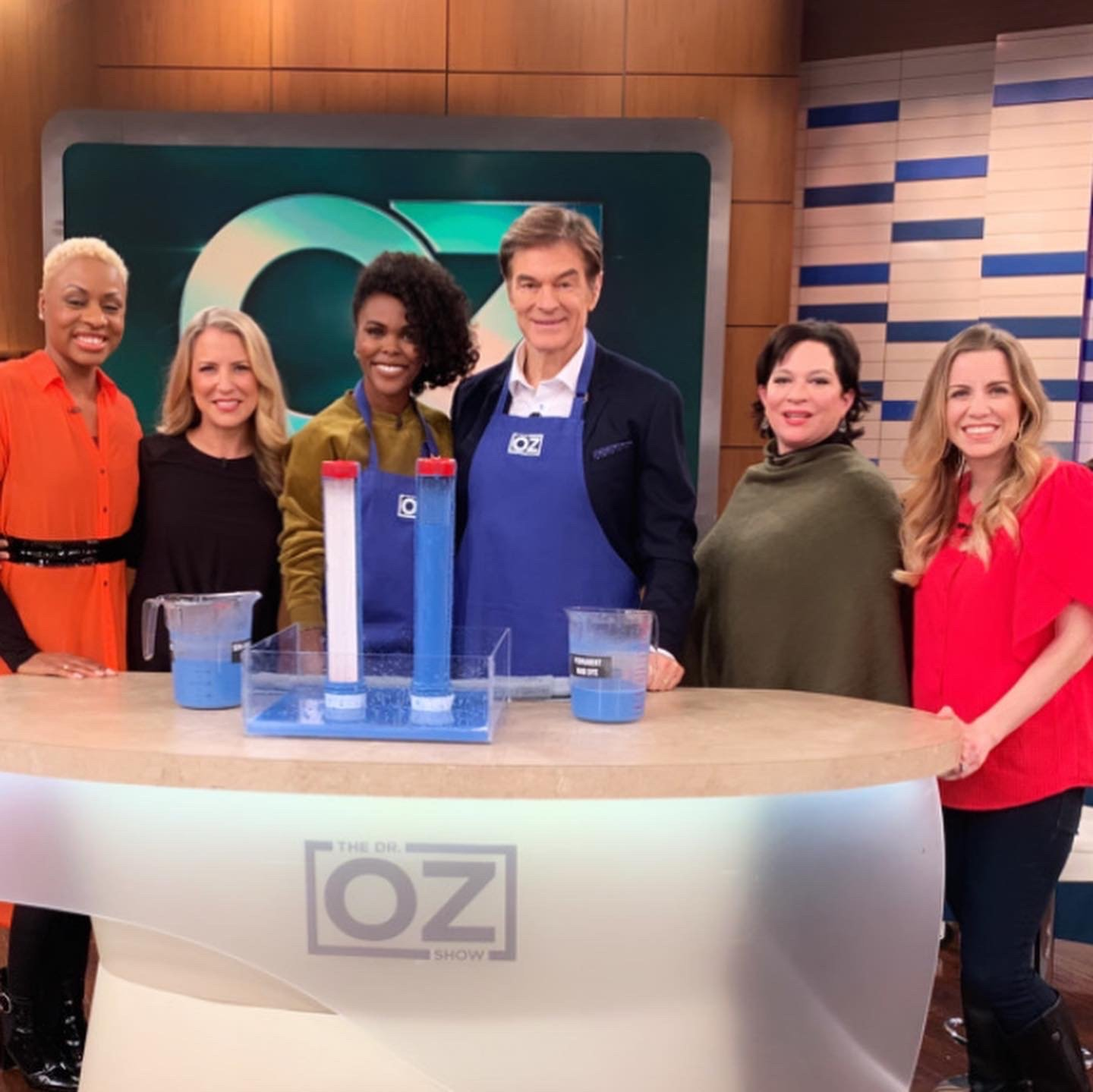 Catch Nikki on The Dr. Oz Show, Today!