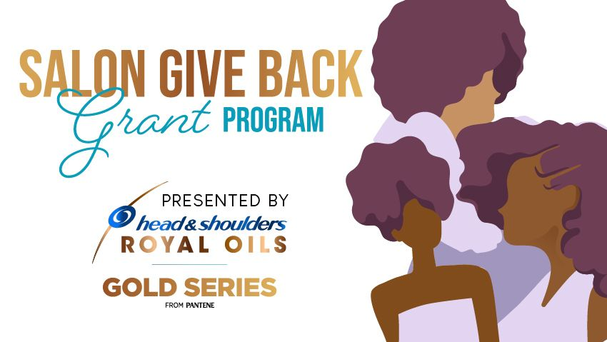Salon Give Back Grant Winners Have Been Selected!