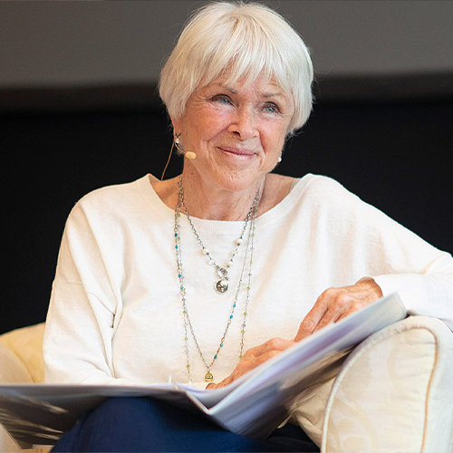 #NewGrowth Ep 5- Byron Katie on the Power of Self-Inquiry