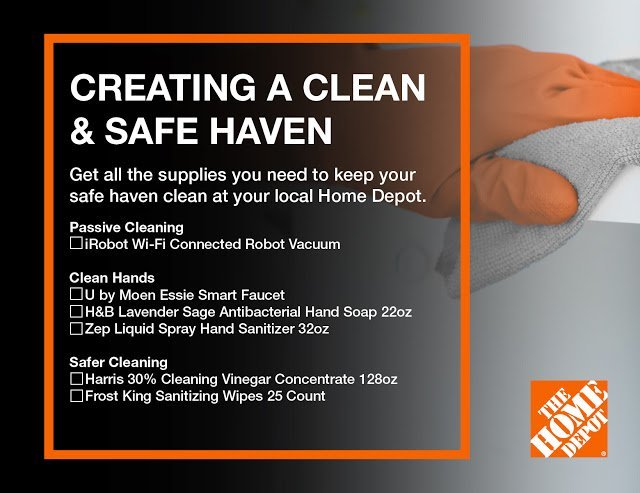 Creating Your Clean Safe Haven